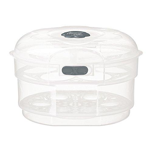 microondas vapor de la marca Evenflo