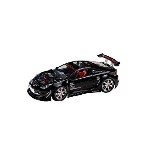 Bottari 17936 modelbouw auto schaal 1: 12, 2 stuks, zwart