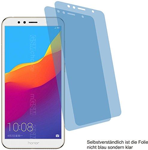 4ProTec I 2X ANTIREFLEX matt Schutzfolie für Huawei Honor 7A AUM-TL00 Bildschirmschutzfolie Displayschutzfolie Schutzhülle Bildschirmschutz Bildschirmfolie Folie