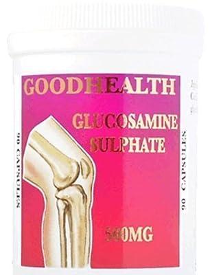 Goodhealth Glucosamine 500mg (30 Capsules)