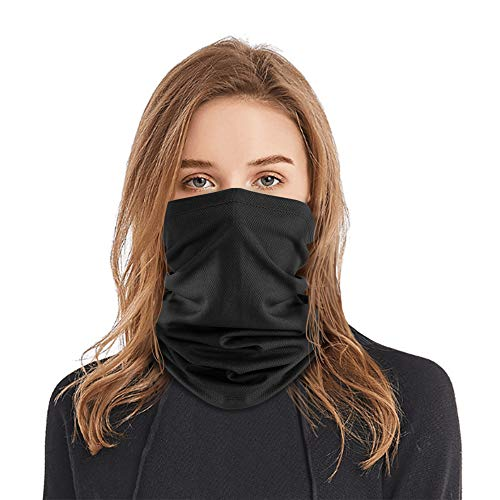 VERNASE Neck Gaiter Scarf Face Mask $6.49 (50% Off with code)