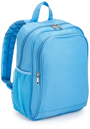"Amazon Exclusive Kids Backpack, Blue (Compatible with Kids Fire 7""-8"" Tablet and Kindle Kids Edition)"