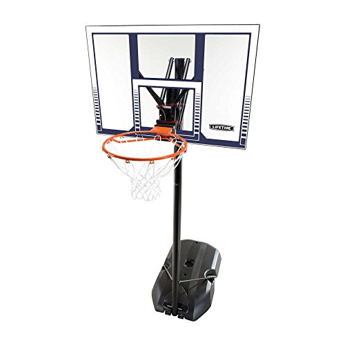 Lifetime Basketball-Anlage Boston II Portable (44 Zoll), 90001