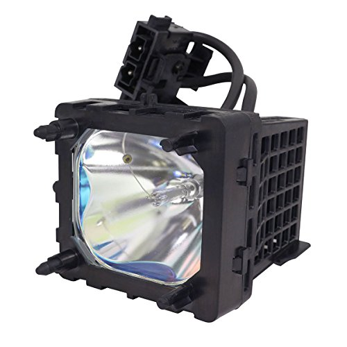 SpArc Platinum for Sony XL-5200 TV Lamp with Enclosure (Original Philips Bulb Inside)