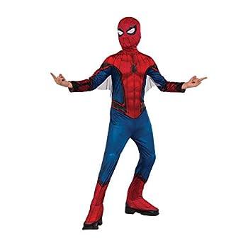 Rubie s Costume Spider-Man Homecoming Child s Costume Multicolor Medium