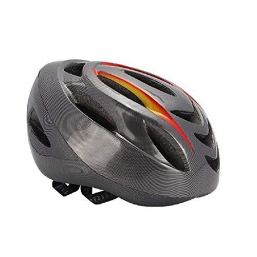 kyman Casco de Bicicleta, Casco de Bicicleta Unisex 57-62cm Ciclismo Resistencia Controlador...