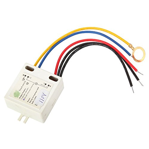 ZJIA AC 110V 4 Way Dimmer Switch Touch Control Sensor Table Desk Light Parts