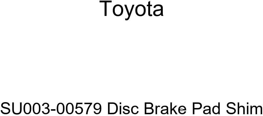 Toyota SU003-00579 Max 47% OFF Disc Shim Portland Mall Brake Pad