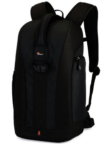 Lowepro Flipside 300 SLR-Kamerarucksack (für SLR mit bis zu 300-mm-Objektiv und bis zu 3 zusätzlichen Objektiven) schwarz