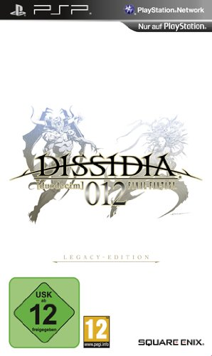 Dissidia 012 Duodecim Final Fantasy - Legacy Edition [Edizione: Germania]