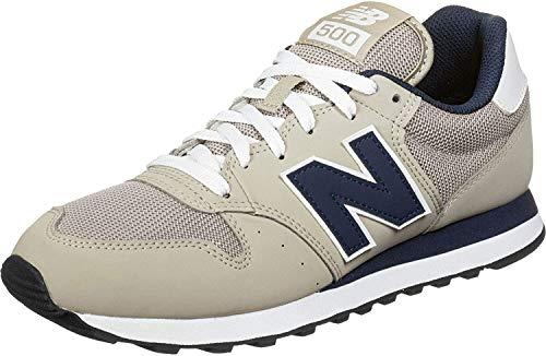 New Balance GM500TRV, Trail Running Shoe Hombre, Gris, 32 EU