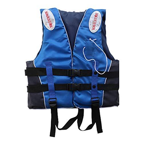 LIAWEI Chaleco Salvavidas para Adultos Chaleco de natación para niños, Chaleco Flotador...