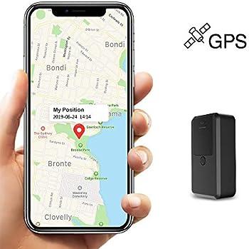 Kimfly Mini GPS Locator Personal Portable Real Time Tracker