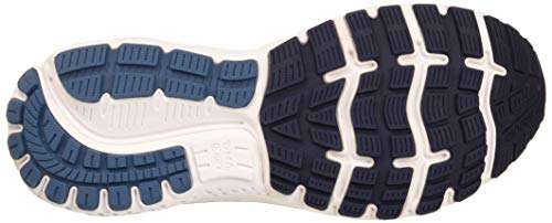 Brooks Men's Mid-Top Sneaker, Navy Stellar White, Womens 12