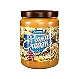 Quamtrax Gourmet Peanut Cream Crunchy - 500 gr