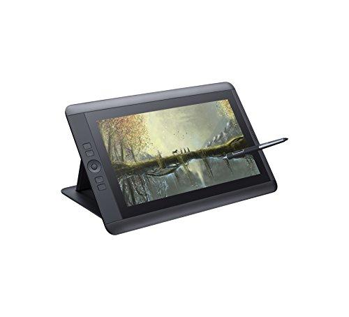 Wacom DTH-1300 Cintiq 13HD Touch Grafik-Tablet schwarz