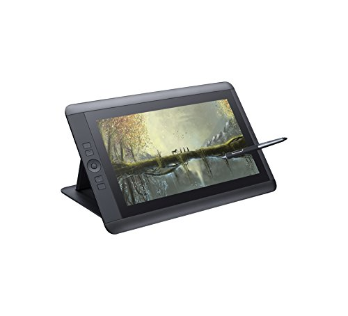 Wacom DTH-1300 Cintiq 13HD Touch Grafik-Tablet schwarz