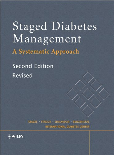 Staged Diabetes Management: A Systematic Approach