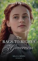 The Rags-To-Riches Governess (Lady Tregowan's Will)