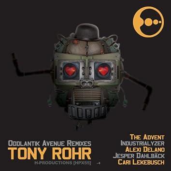 Oddlantik Avenue Remixes