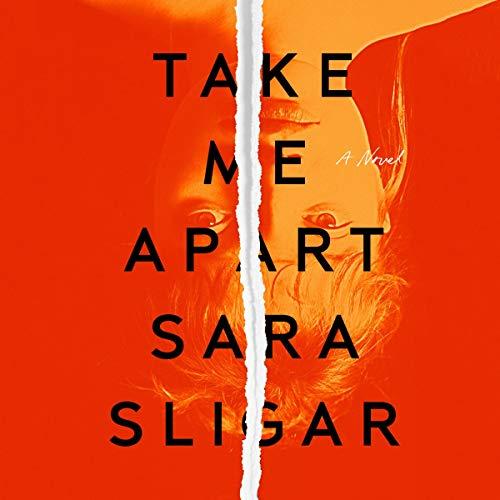 Take Me Apart audiobook cover art