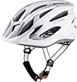 ALPINA MTB 17 Rennrad-Helm, White/Silver, 58-61