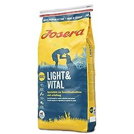 Josera Light and Vital Dog Food, 15 kg