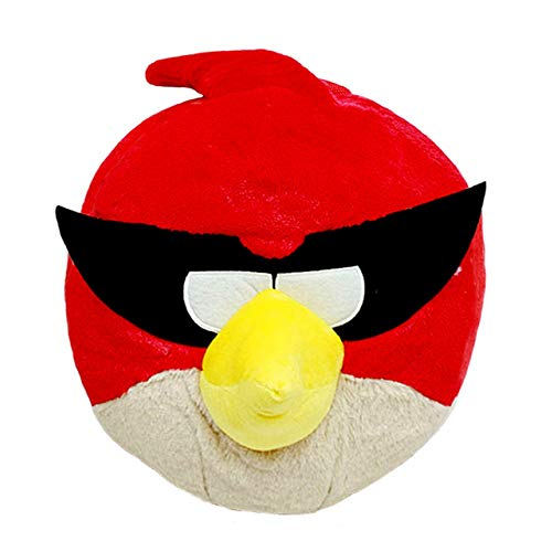 Angry Birds SPACE - Red Bird 13' Plush Back Pack, Licensed