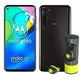 Motorola G8 Power - Smartphone débloqué 4G 64 Go Noir + Ecouteurs Motorola VerveOnes + ME...