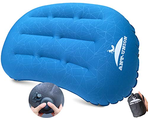 ANT-UNION Ultralight Inflatable Camping Travel...