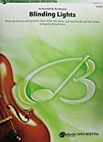 Blinding Lights: Conductor Score (Pop Intermediate String Orchestra)