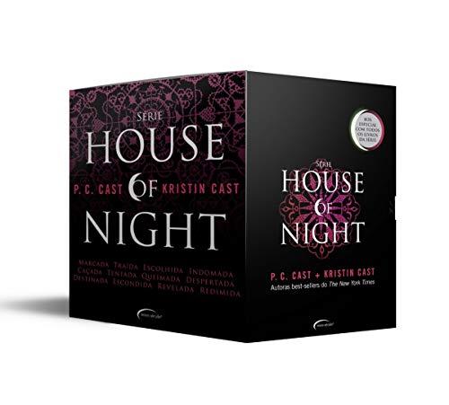 Box Série House of Night