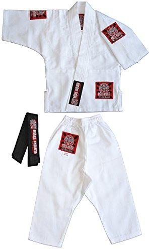 ROLL HARD Brand - Toddler Baby Jiu Jitsu Gi (Slim Fit)