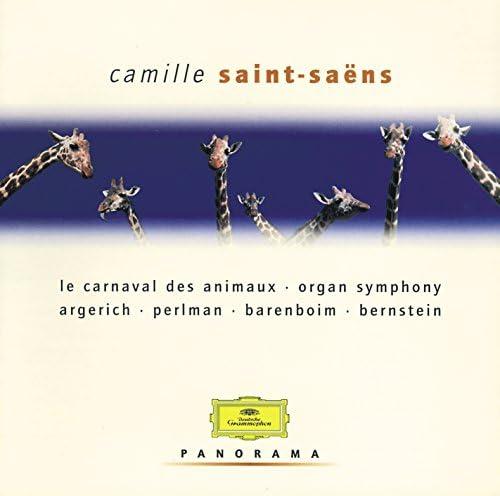 Chicago Symphony Orchestra, Daniel Barenboim, Martha Argerich, Nelson Freire & Camille Saint-Saëns