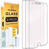 [3-PACK]-Mr.Shield Designed For iPhone 6 Plus/iPhone 6S Plus [Tempered Glass] Screen Protector with Lifetime Replacement¡