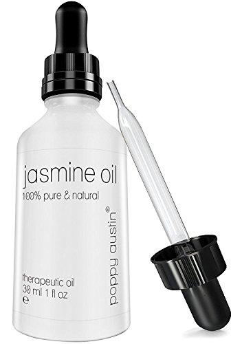 Finest Jasmine Essential Oil (Jasminum Officinale) Therapeutic Grade - Cruelty-Free, 100% Pure, Organic &Amp; Undiluted Jasmine Oil, 1 Oz