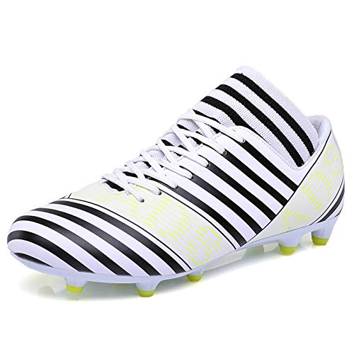 RHSML Football Boots Cleats Professional Spikes Soccer Shoes...