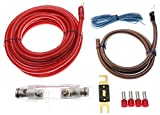 Kabelkit 35qmm 100% Kupfer Profi Line Power Kabel Set