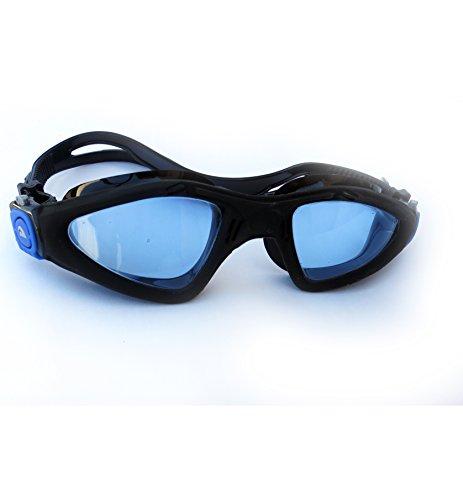 Turbo Gafas Natación Beijing Speed Antifog Hermético (Azul)