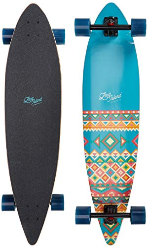 Long Island Nayeli 40'x9.5' Pintail Complete Skateboard, Adulti Unisex, Multicolore (Multicolore), 40'