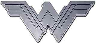 Wonder Woman Logo Emblem - Updated Design (licensed, made and shipped from USA)