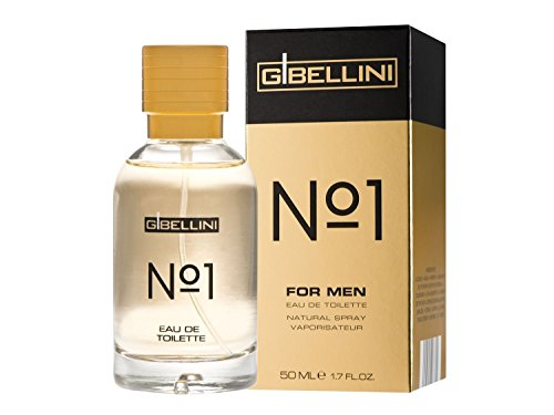 G BELLINI No.1 Eau de Toilette for Men NEU/OVP 50 ml