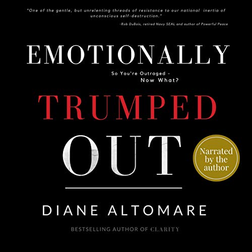 Emotionally Trumped Out audiobook cover art