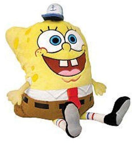 Pillow Pets, Pee Wees, Nickelodeon Spongebob Squarepants, Spongebob, 11 Inches