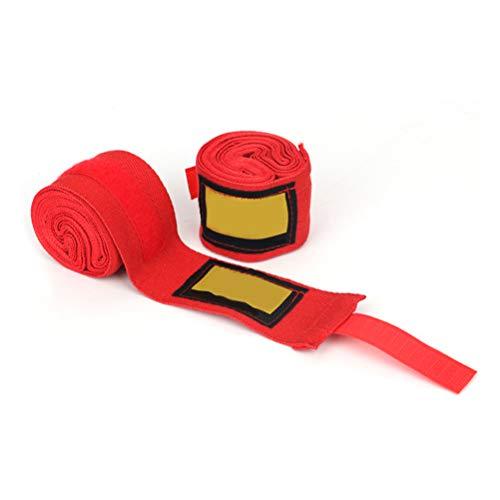 Macabolo 1 paar rekbare mannen boxen hand wraps pols protector wikkelen binnenste handschoenen snel droog elastische handwraps