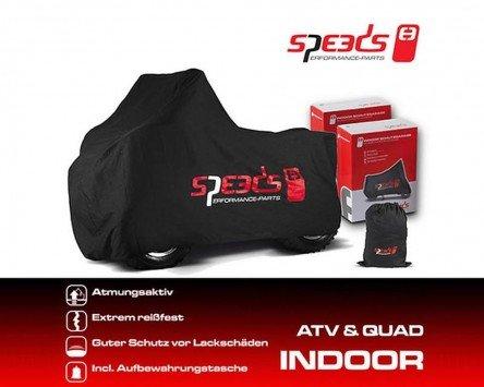 Abdeckplane Quadgarage Speeds Indoor 226x127x120cm