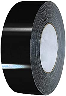 VViViD 3M 1080 Black Gloss Vinyl Detailing Wrap Pinstriping Tape 20ft Roll (4 Inch x 20ft roll)