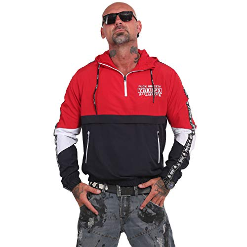 Yakuza Herren Activity Windbreaker Jacke