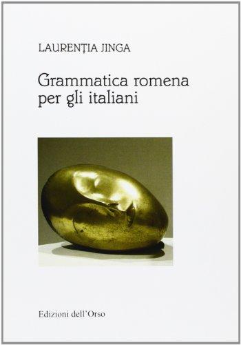 Grammatica romena per italiani
