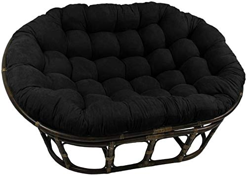 WANGLX Chair Cushion for Bedroom or Garden Furniture Double Papasan Chair Cushion, Hanging Chair Seat Cushion Hanging Chair Pad Thicken Sink Into Our Comfortable, for Indoor Outdoor Room Decoration